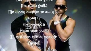 Wisin y Yandel Pegao lyrics/letras