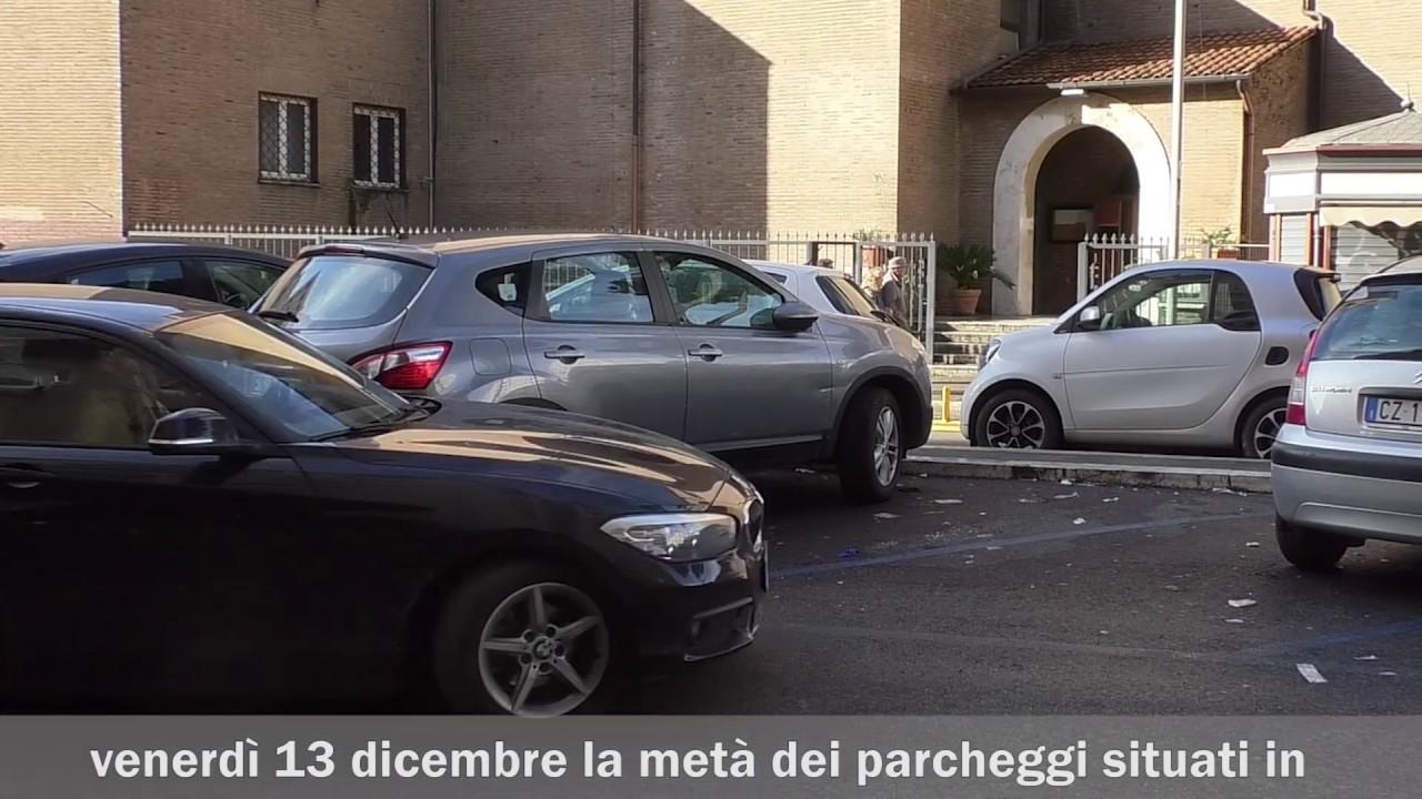 Roma, strisce blu a pagamento anche per i residenti