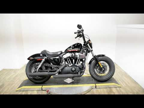 2010 Harley-Davidson Sportster® Forty-Eight™ in Wauconda, Illinois - Video 1