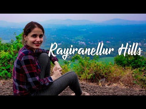 Rayiranellur Hills
