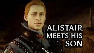 Dragon Age: Inquisition - Alistair meets his son