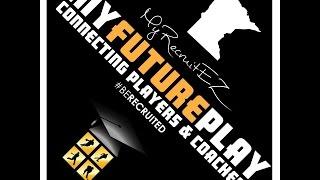"Nia Harris 5'7"" PG Blake HS Class 2017 NCAA QUALIFIER 3.4 gpa 29ACT MyFuturePlay"