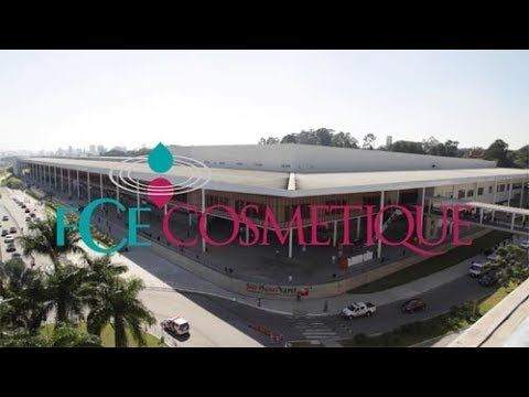 Vídeo oficial da FCE Cosmetique 2019