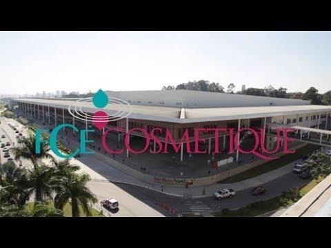 FCE Cosmetique celebra sucesso das novas atrações e presença de mais de 16.500 pessoas