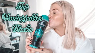 LENOR UNSTOPPABLES HACKS | DOWNY TIPS AND TRICKS FOR THE HOME | ellie polly