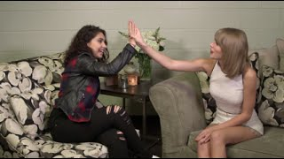 Taylor Swift Interviews Alessia Cara #KNOWITALL (Full Interview)