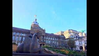 버밍험(Birmingham), 잉글랜드 제2의 도시