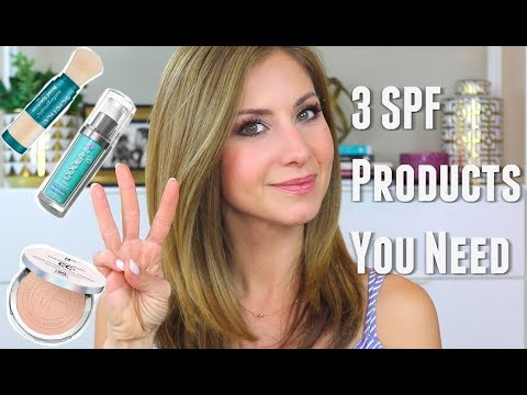 video thumbnail 3 SPF Products You Need | Reapply Without Ruining Your Makeup