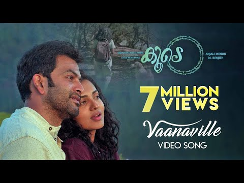 Download Koode | Vaanaville Song| Prithviraj Sukumaran, Parvathy, Nazriya Nazim| Anjali Menon| M Jayachandran HD Mp4 3GP Video and MP3