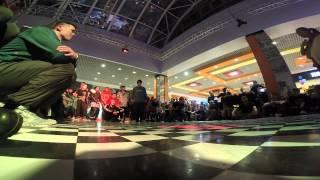 Foot Masters 2014 1x1 Nasty vs Shnurok