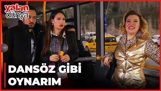 Nurhayat ve Zerrin İddiaya Girdi - Yalan Dünya 77. Bölüm