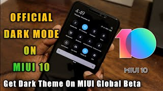 MIUI 10 9 2 14 GLOBAL BETA UPDATE | ENABLED VIDEO WALLPAPER