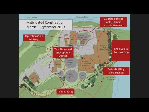 Peirce Island Waste Water Treatment Facility Upgrade 3.20.2019
