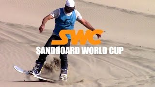 Teaser Sandboard World Cup 2017