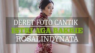 Deret Foto Desainer Cantik Rosalindynata Gunawan, Menantu Konglomerat Bakrie