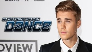 "Justin Bieber Joins ""So You Think You Can Dance"" For New Competition"