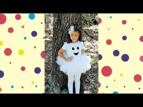 disfraces de fantasmas para niños