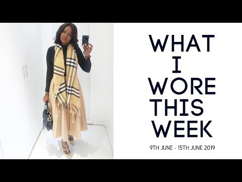 WHAT I WORE THIS WEEK #23 | STYLING THE DIOR SADDLE BAG | Nelly Mwangi