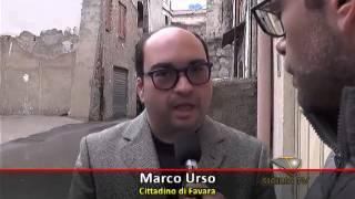 preview picture of video 'www.siciliatv.org -Favara. Tragedia sfiorata in Via Pirandello'