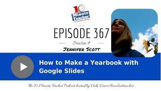 Making a Yearbook with Google Slides