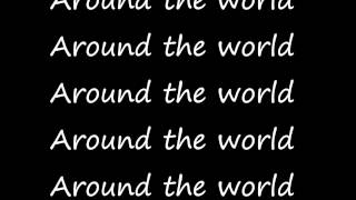 Daft Punk Around The World Lyrics