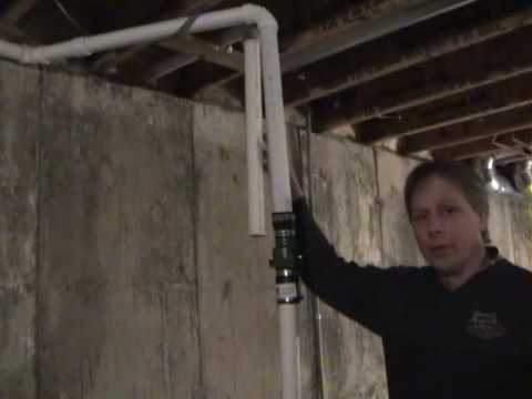 What is the importance of the Basement Systems Battery Back-Up Sump Pump? Let's say there's a power outage or your primary sump pump fails, your basement is now going to fill up with water! Well if you had a Basement Systems Battery Back-Up you wouldn't have had that issue because our patented Battery Back-Up Sump Pump is a secondary pump that can handle up to 1500 gallons of water a hour so during those unexpected occurrences your basement can remain dry!