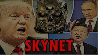 Donald Trump - The Race to A.I Soldiers (SKYNET) Thousand Points of Light