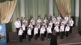 """Богородице Дево  - концертный хор ВХС """"Голос"""" 2019-02-14"""