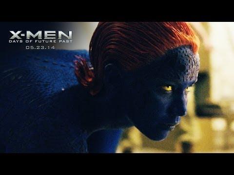 X-Men: Days of Future Past (TV Spot 'Let's Go')