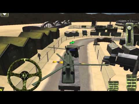 Video of ARMY TRANSPORTER 3D