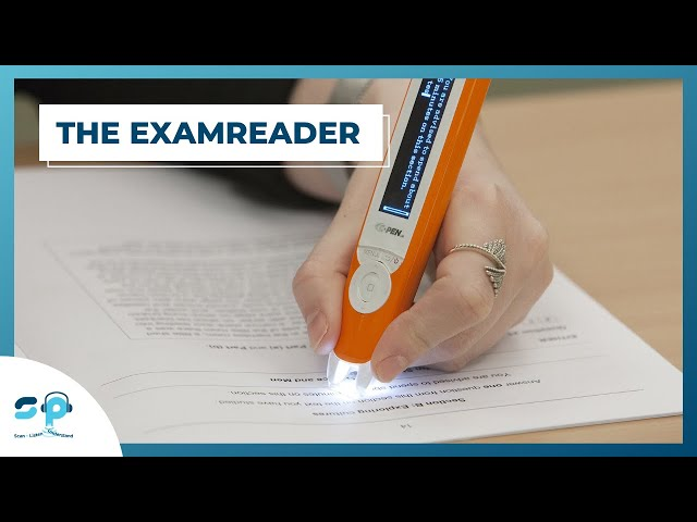 ExamReaderCA|Videos|ExamReader Features