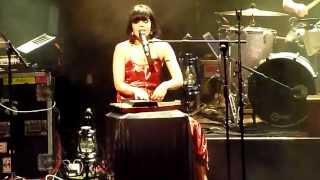 Bat For Lashes - Prescilla live @ April 14, 2013,