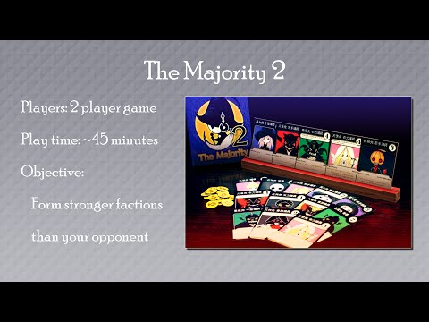 The Majority 2 - Rules explanation video