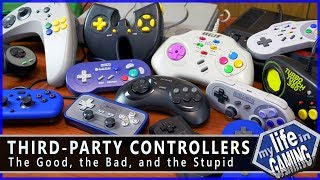 Third-Party Controllers - The Good, the Bad, and the Stupid