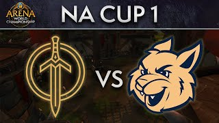 Kawhi vs Golden Guardians | Lower Round 1 | AWC NA Cup 1
