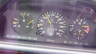 Mercedes 500E W124. Toy story.