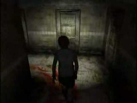 Scary silent hill scenes includes sh1 sh2 sh3 and sh4 club penguin cool stuff - Pyramid head boss fight ...