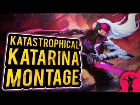 Master Katarina Montage – edited by Predator