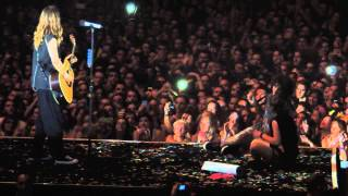 30 Seconds To Mars - Northern Lights, Jared e fans, From Yesterday, The Kill - Torino 19/06/2014 HD