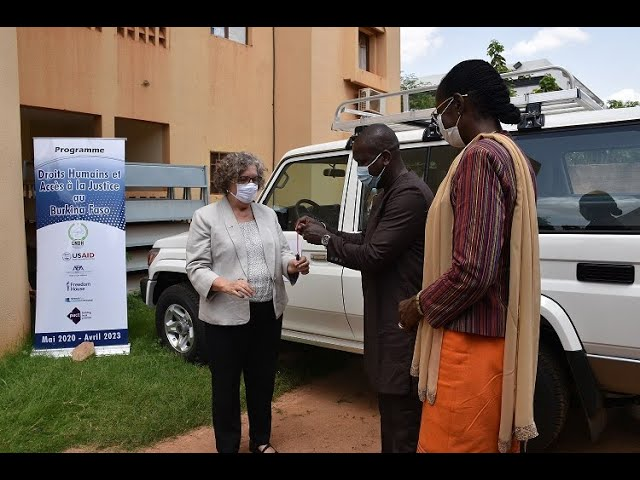 Partenariat CNDH-USAID