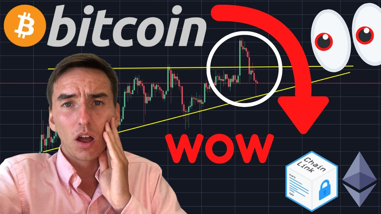 WHAT JUST HAPPENED TO BITCOIN????!!!!!!!!!!!