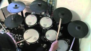 I'm Gonna Sit Right Down And Cry (Over You)  - The Beatles - Drum Cover - Ringo's Drumming
