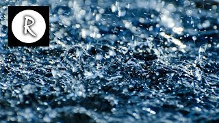 Refreshing rain w/ theta waves 8 hrs - Deep Sleep, Nature sound, Sleeping sound #30