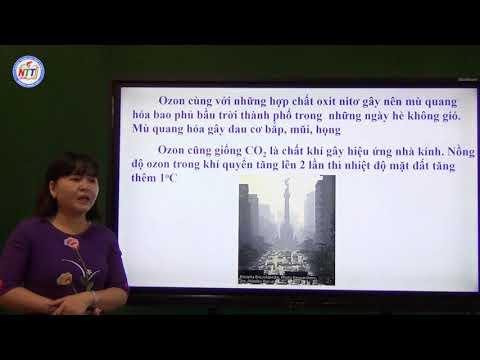 HOÁ10-CHỦ ĐỀ OXI-LƯU HUỲNH (TT)