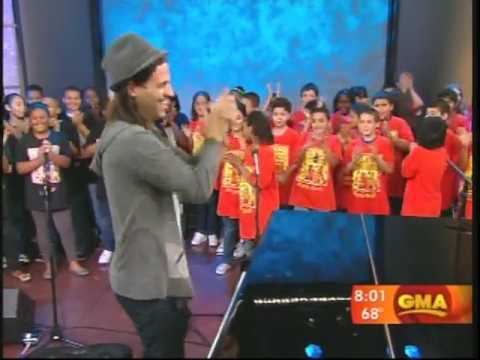 PS22 Chorus - ABC Good Morning America - 1st Video