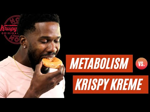 Krispy Kreme vs. My Metabolism   The Experiment