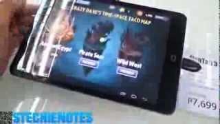 Kata Fishtab 3 Hands-On, Sample Gaming Performance