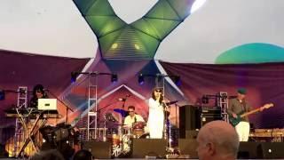 Cibo Matto -  Emerald Tuesday - Santa Monica Twilight Concert 8-25-16