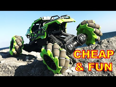 RC CAR That Dance, Transforms, Drifts & Crawls - SuLong Toys 3355