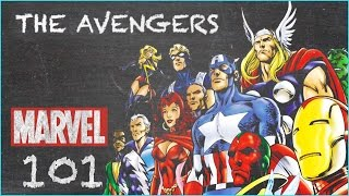 Time to Assemble - Avengers